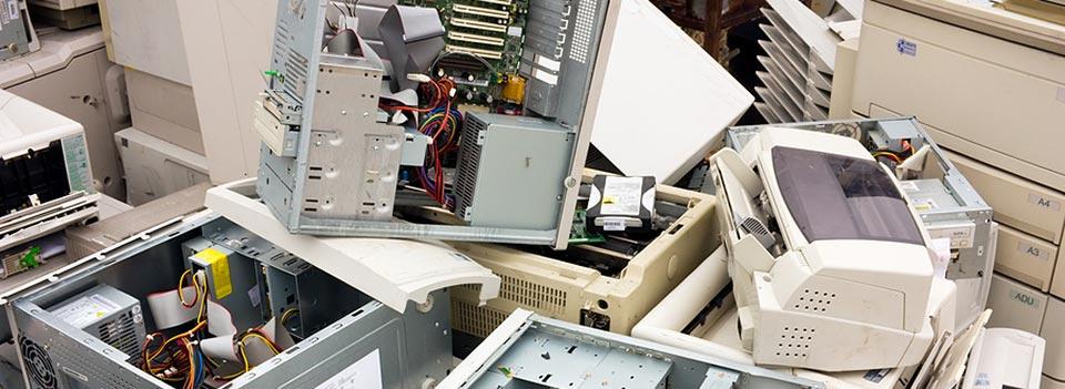 Photo of Electronic Waste